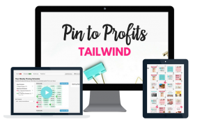 Tailwind, pin to profits, pinterest
