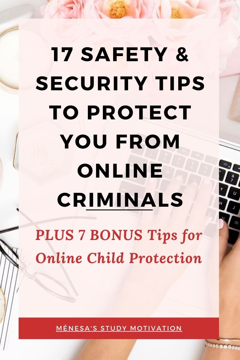 17 Online Safety & Security Tips