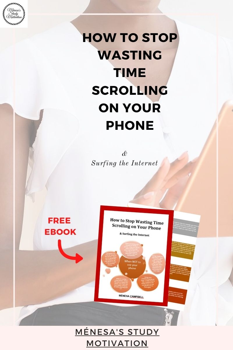 How to Stop Wasting Time Scrolling on Your Phone...